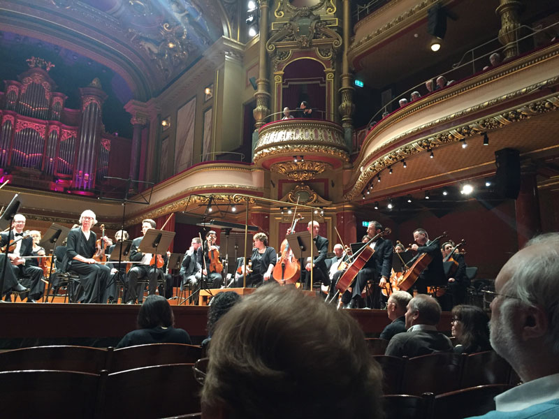 Geneva concert March 2016