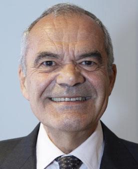 Prof Daniel Sereni President, France