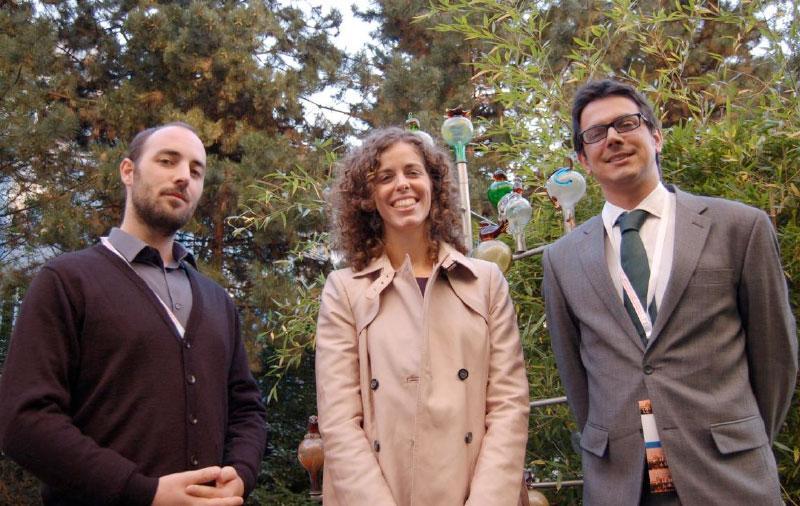 Dr Yvan Jamilloux, France; Dr Inês João da Silva Chora, Portugal; and Dr Rodrigo Liberal Portugal.