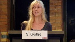Dr Stephanie Guillet from France